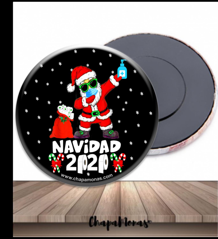 CHAPA NAVIDAD 2020